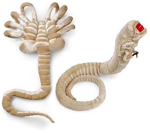 Alien Life size Facehugger Chestburster Plush Figure Set of 2
