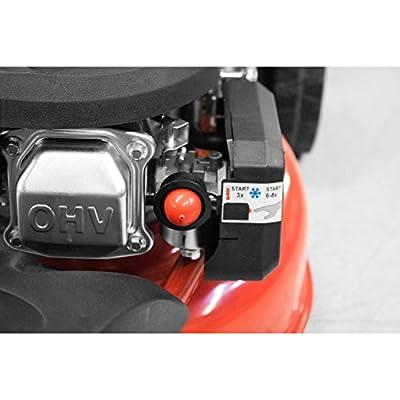 RasenmÄher Eco Wheeler Trike 410