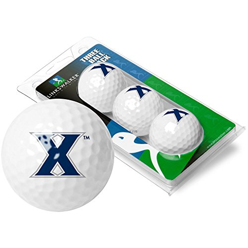 ncaa-xavier-musketeers-3-golf-ball-sleeve-one-size-white-by-linkswalker