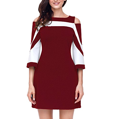 Auifor Grosse grössen Damen rot vm blau Abendkleid Blumen Abendkleider samt kurz schwarz rot Vintage Pailletten Strass 2 42 51 kostüm Abendkleid pompöses sexy Bra teiliges Kleid bunt ab