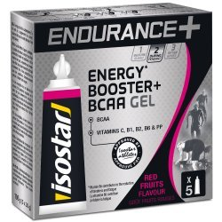 Isostar - ISOSTAR - Nutrition - LONG DISTANCE ENERGY + BCAA Fruits rou