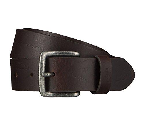 Lee Cintura di uomini Cintura di Pelle marrone 4634, Länge:105 cm;Farbe:braun