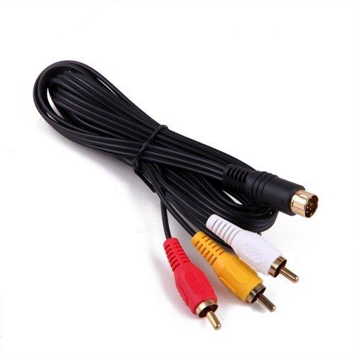 SATKIT Cable AV para SEGA SATURN