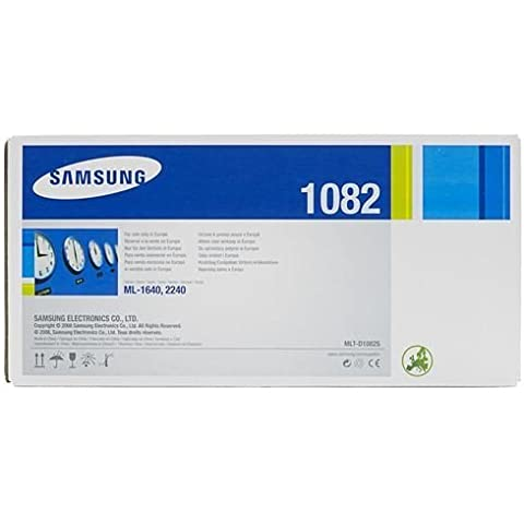Samsung MLT-D1082S/ELS - Tóner, color negro