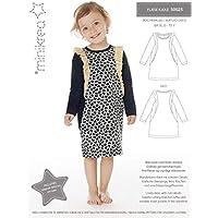 Magam - Patrón de Costura para Ropa de niña (Tallas 56 – 146 cm Incluye