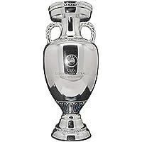 UEFA Euro 2020 Trophy Replica 150 mm, Unisex-Adult, Grey, 150mm