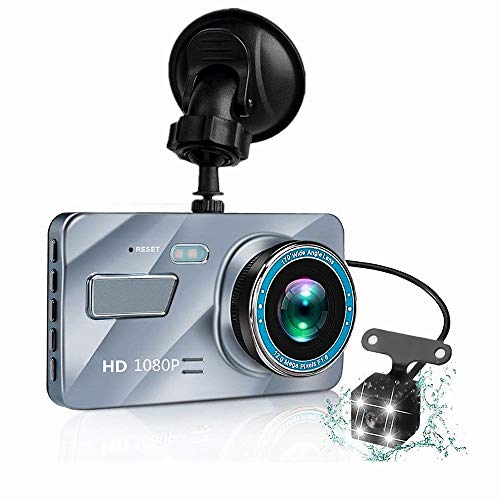 Fahrregler, 1080P Auto DVR-Armaturenbrettkamera mit 4