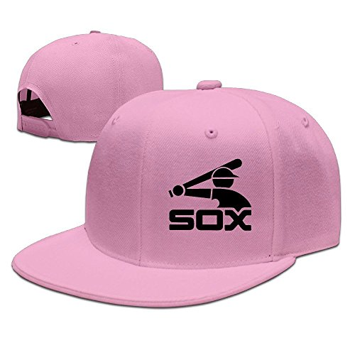 runy-custom-chicago-white-sox-sombrero-y-gorra-de-beisbol-ajustable
