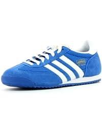 adidas Originals Dragon - Zapatillas de gimnasia para hombre, color bleu, talla 36