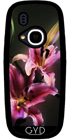 Coque pour Nokia 3310 2017 - Rose Lis D'astronome by Gatterwe