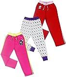 #1: Disney girls fleece trackpant pack of 3