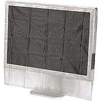 "Hama Dust Cover for 20""/22"" Widescreen Monitors Transparent - Equipment Dust Covers (Transparent, EVA (Ethylene Vinyl Acetate), Polyethylene, 520 x 70 x 400 mm) - Confronta prezzi"