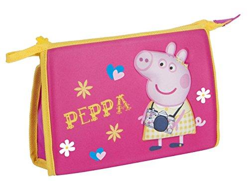 Peppa Pig – Portatodo/Neceser 3D, 24 x 18 cm (Copywrite 235574)