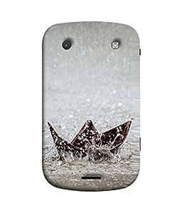 PrintVisa Designer Back Case Cover for BlackBerry Bold Touch 9900 :: BlackBerry Dakota :: BlackBerry Magnum (Photography Illustration Theme White Backcase Pouch )