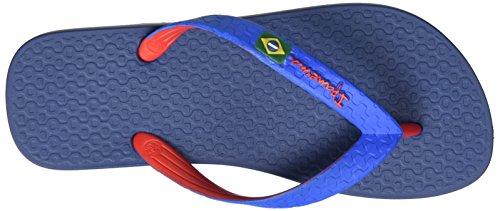 Ipanema - Ipanema Brazil Bicolor Unisex, Infradito Unisex – Adulto Mehrfarbig (blue/red)