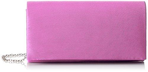 Bulaggi Damen Envelope Clutch, 05x11x22 cm Violett (Violett)