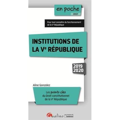 Institutions de la Ve République