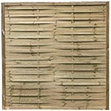 Forest style M257118 - Panel de pino silvestre natural 180 x 180 cm