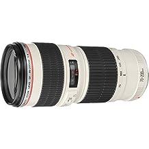 Canon EF 70-200mm F4L USM Objektiv (67mm Filtergewinde) schwarz (Generalüberholt)