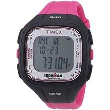 6bdcd9a458c0 Timex Timex Ironman Easy Trainer GPS T5K753 - Reloj digital de cuarzo  unisex