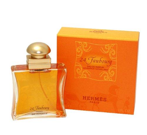 Hermes 24, Faubourg Agua perfume Vaporizador 30 ml