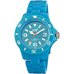 Ice-Watch Classic Fluo Blue Unisex Plastic Watch CF.BE.U.P