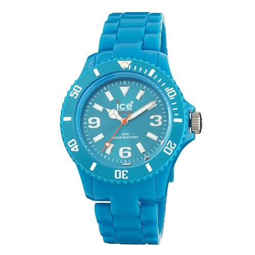 Ice-Watch Classic Collection CF.BE.U.P.10 - Reloj unisex de cuarzo, correa de plástico color azul claro