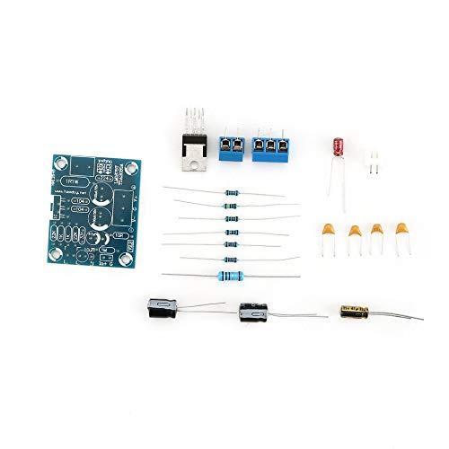 LM1875T Stereo Audio Amplifier Mono Channel Amplifier Board Module DIY Kits Single-channel-modul Video