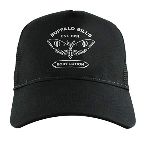 Silence of The Lambs Buffalo Bills Body Lotion, Trucker Cap