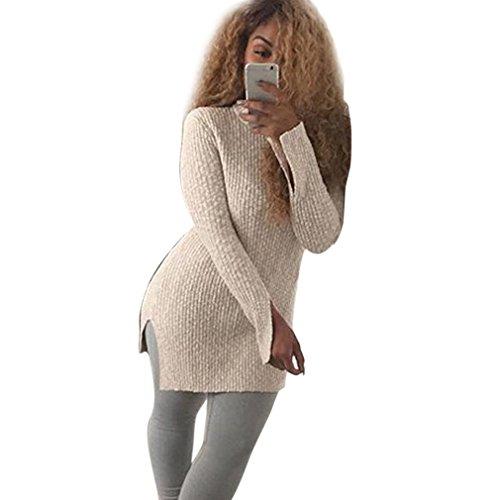 Xinantime , Chaussures premiers pas pour bébé (fille) gris XL beige