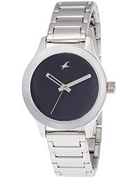 Fastrack Monochrome Analog Blue Dial Women's Watch - 6078SM04