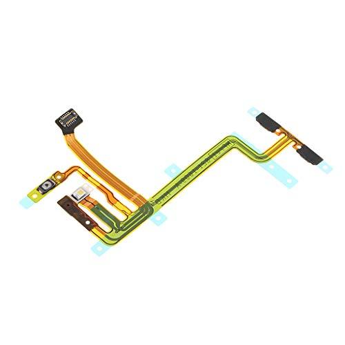 Baoblaze Power on/Off Lautstärke Taste Mikrofon Flex Teil Kabel Reparatur Für IPod Touch 5 (Ipod Touch Reparatur-teile)