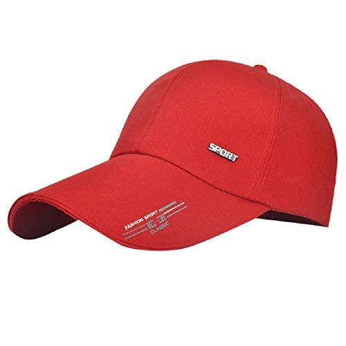 Barlingrock Unisex Adults Cap Bestickte Baseballmützen Adjustable Fishing Cap Reversible Cloche Hut