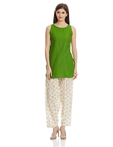 Libas Women's Straight Salwar Suit