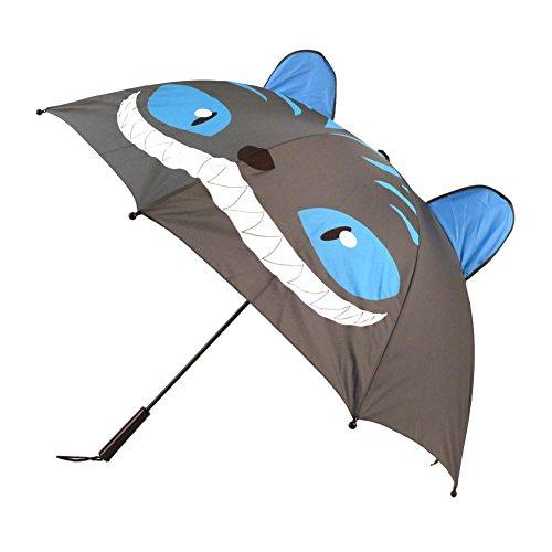 geeki nvader Stock paraguas sombrilla funda pantalla plegable Pantalla automático plegable el Unicornio Cosplay Fantasy gato gato de Cheshire nemu neku Panda muchos modelos 72cm de largo, 21971-9002-00000