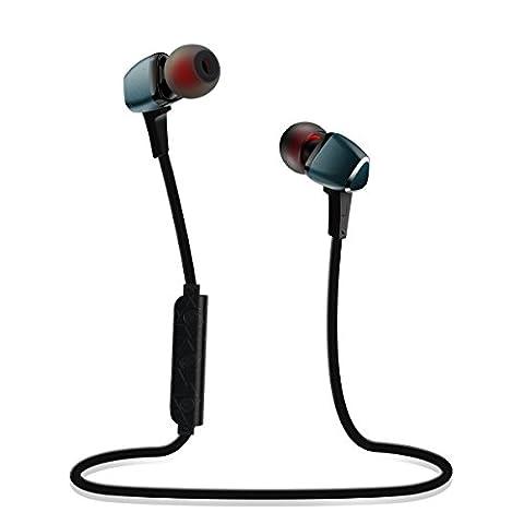 TAIR Wireless Bluetooth Headphone with Magnetic Design Sweatproof Earphone Running