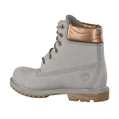 Timberland 6in Premium Boot - W Steeple Grey, Woman STEEPLE GREY