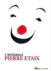 L'intégrale Pierre Etaix : Le soupirant / Yoyo / Tant qu'on a la sante / Le grand amour / Pays de cocagne / Les courts métrages...