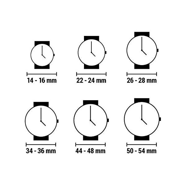 D&G Time Reloj analogico para Hombre de Cuarzo con Correa en Piel DW-0214