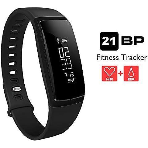 Fitness Tracker, AUPALLA 21BP è uno smart band e un