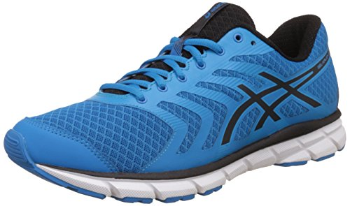 Asics Men's Gel-Xalion 3 Methyl Blue, Black and Onyx Running Shoes