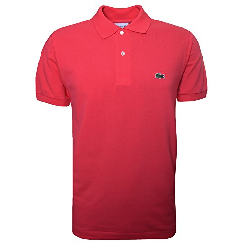 Lacoste Men's Classic Piqué Polo Shirt (Classic Polo-shirt Pique)