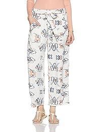 Amazon Brand- Symbol Women's Flared Pants