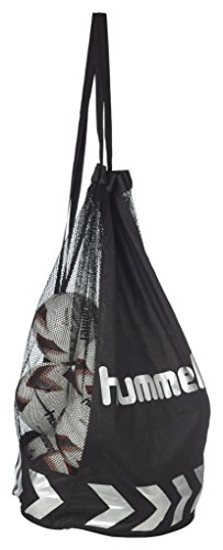 Hummel Authentic Ball Bag - Negro/ - Silver Negro