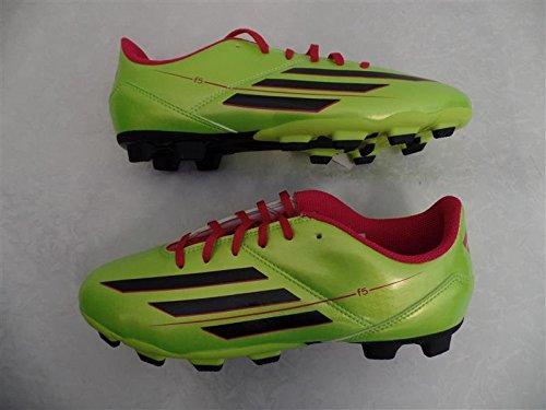 Adidas F5 TRX FG J Fussballschuhe Schuhe Fußball Grün Schwarz M22204, Schuhgröße:38