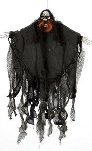 Atosa Decoración para Colgar Esqueleto Halloween - Única