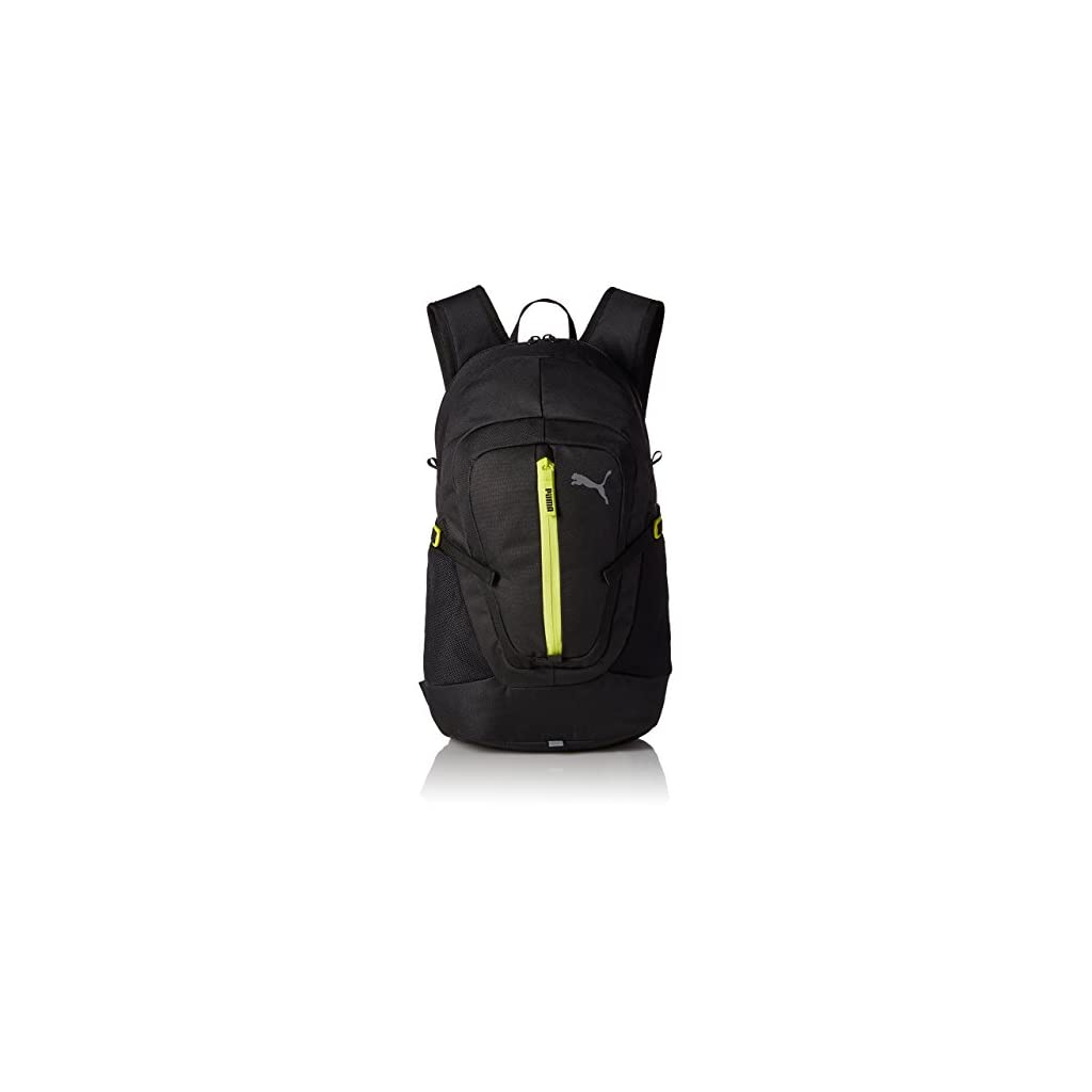 (CERTIFIED REFURBISHED) Puma 18 Ltrs Puma Black Nrgy Yellow Laptop Backpack  (7488302) Price in India - bagpriceindia.in 33193943ad