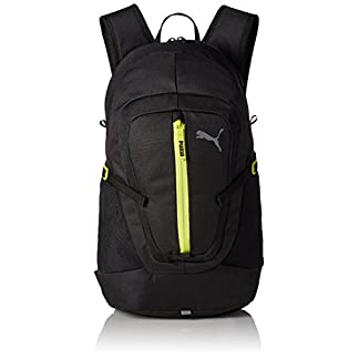 You re viewing  (CERTIFIED REFURBISHED) Puma 18 Ltrs Puma Black Nrgy Yellow Laptop  Backpack (7488302) ₹1,556.00 (as of October 8, 2018, 10 25 am)   FREE ... a17b170749