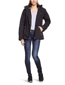 VAUDE Damen Doppeljacke Women's Kintail 3in1 Jacket II, black, 44, 04094