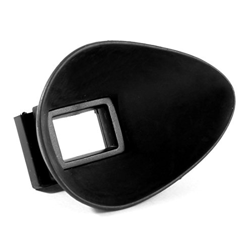 18 mm de goma del ocular Ocular Blinder para la cámara Canon EOS 300D 88QD ADI 500N